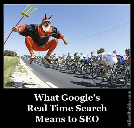 What Google's Real Time Search Means to SEO