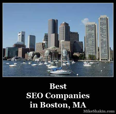 Best SEO Companies in Boston, MA
