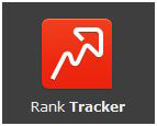 Rank Tracker keyword suggestion module